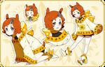 Hamster Gijinka: Coron[COMMISSION:AUCTION] CLOSED