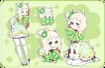Hamster Gijinka: Purin