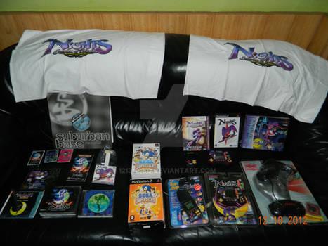 Collection NiGHTS into dreams... -3-