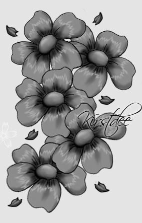 Cherry Tree Tattoo Designs. Cherry Blossom Tattoo design