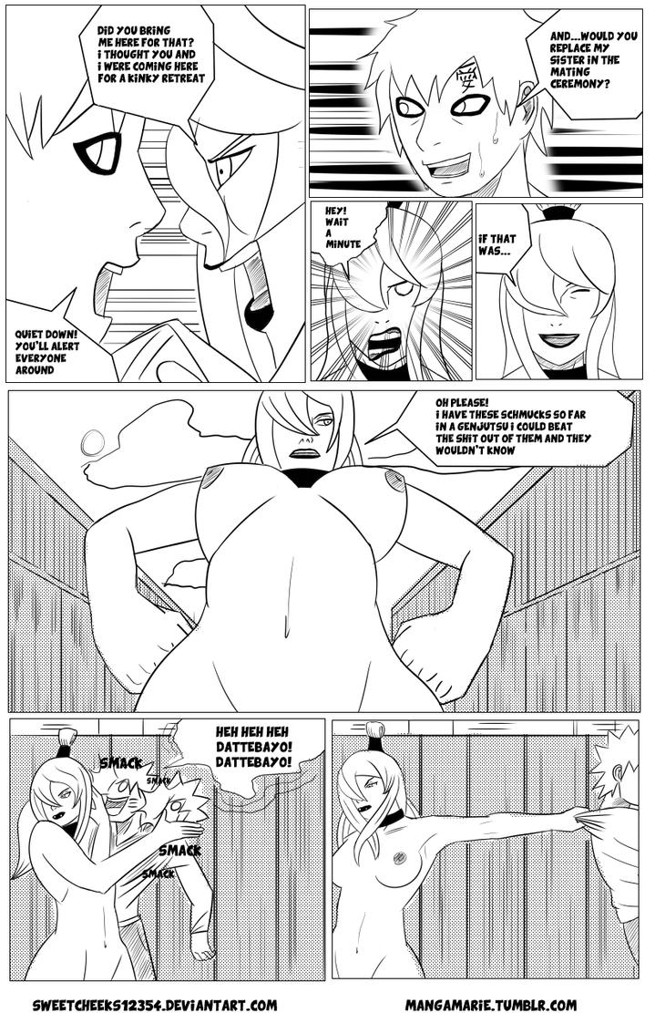 Hot Hinata Chapter 3 Page 3 by Sweetcheeks12354