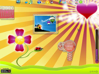 Pualanika's Desktop by pualanika