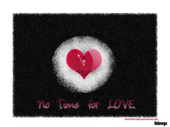 No time for love by pualanika