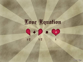 Love Equation by pualanika