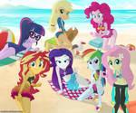 EG Series - Beach Time!