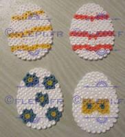 easter eggs by flepi
