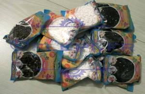 Order arrived!! by flepi