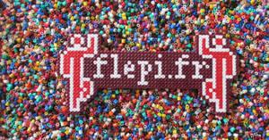Facebook cover logo by flepi
