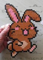 Brown bunny by flepi