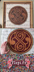 Gallifreyan seal by flepi