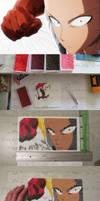 Saitama Finish work ! by flepi