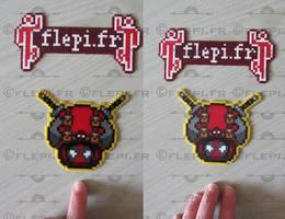 Deadpool Shroom by flepi