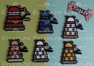 Daleks inspirations