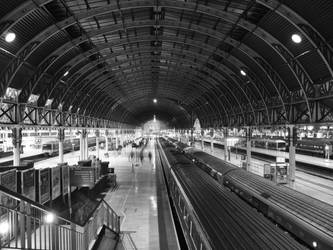 Paddington Station by kacase