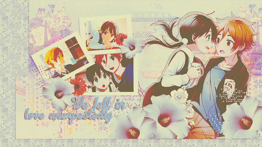 Love Story Wallpaper All : Tamako Love Story Wallpaper by Angelicskyxx on DeviantArt