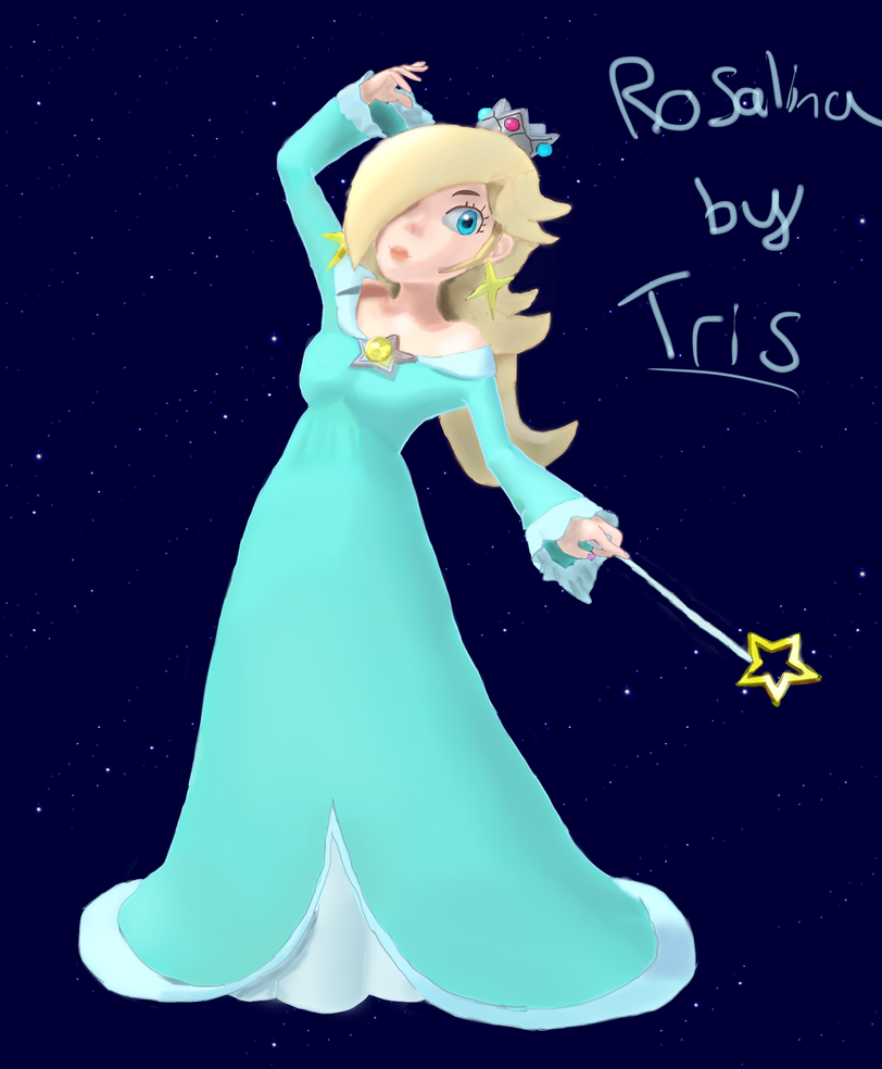 Rosalina - Traveler of the Cosmos by tsvlink25