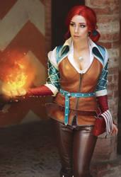 Triss Merigold - The Witcher III