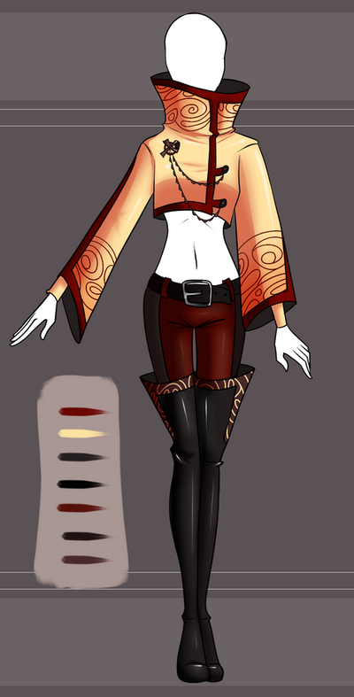 Adoptable Outfit #1 - [Auction - CLOSED] By Eggperon On DeviantArt