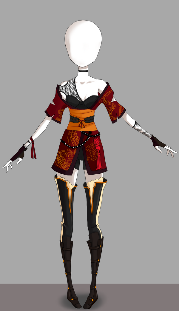 Adoptable outfit #25 - [Auction