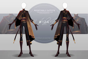 [CLOSED-Auction] Adoptable outfit #124 by Eggperon