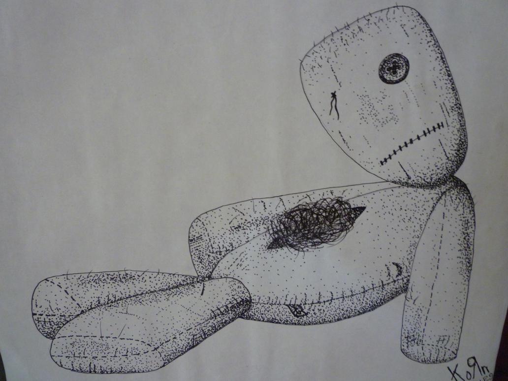 KoRn Issues Doll by lambertos-stellios on DeviantArt