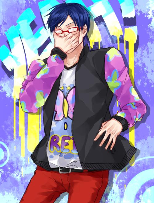 Free! Rei by TaaChan