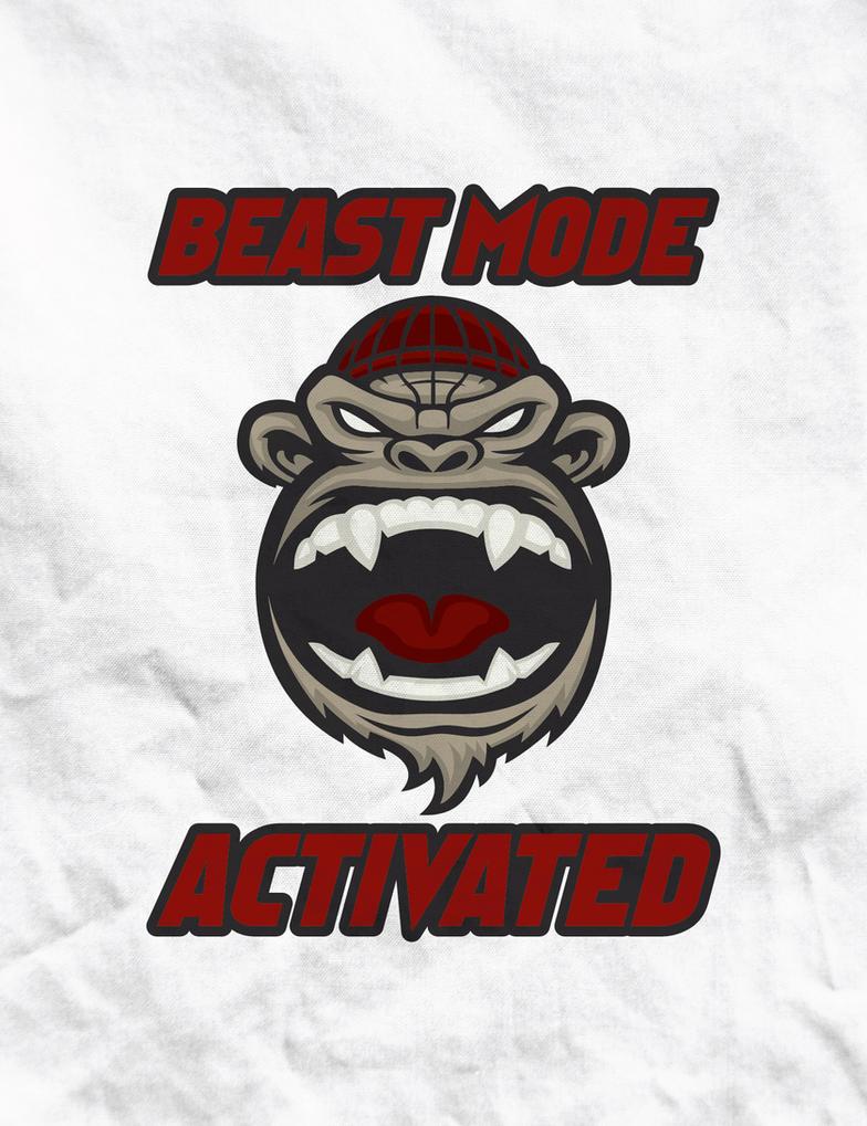 beast mode by nickdart on deviantart