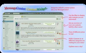 dAhub_MessageCenter_ContestWidget by Dediggefedde