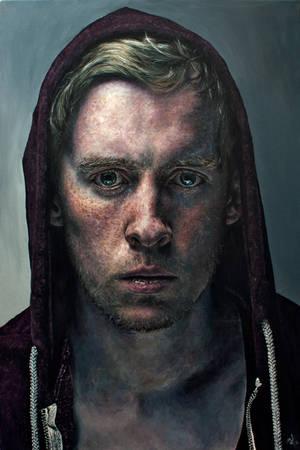 Self-portrait by StefanRess