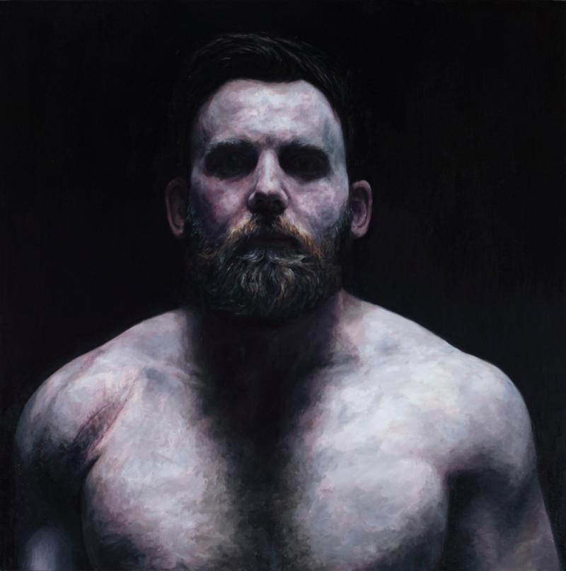Brendan Oil portrait