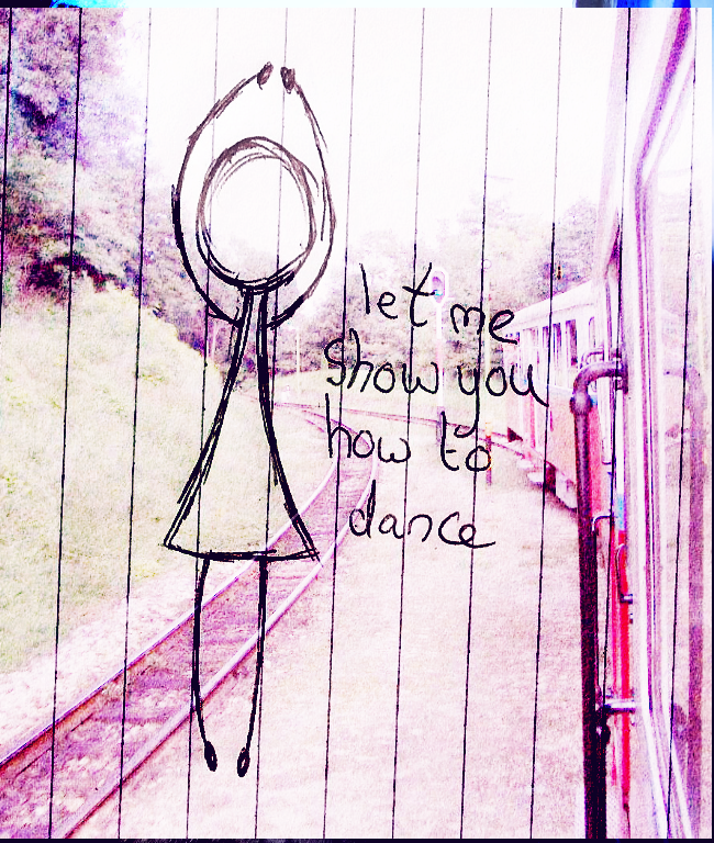 let me teach you how to dance how to dance