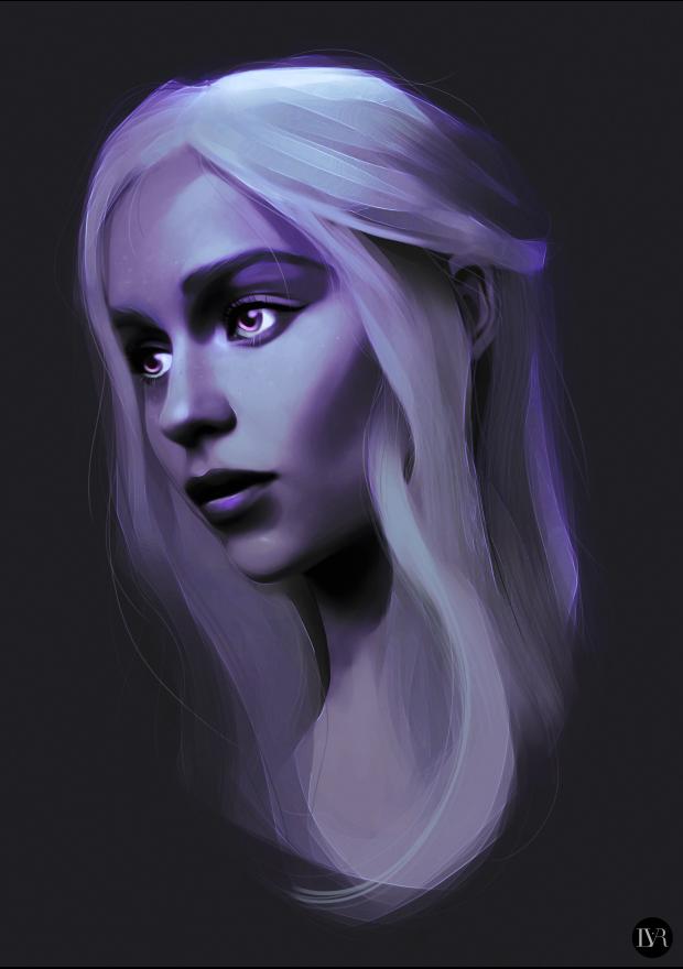 Daenerys by Psycholand1