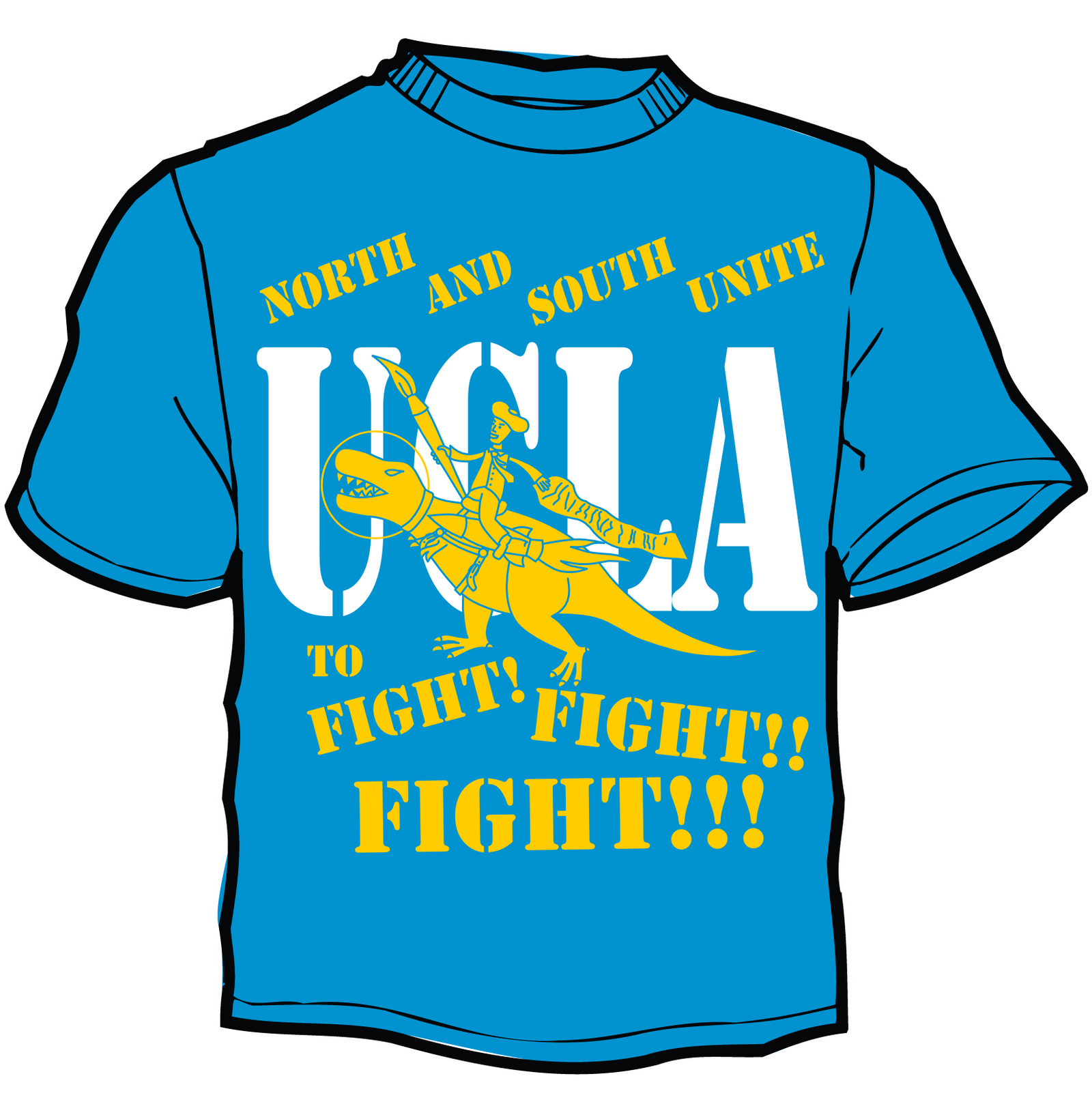 ucla t shirt design contest by sizzle3 on deviantart
