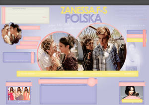 Zanessa Wordpress theme