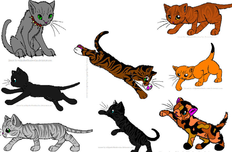 Warrior Cats Adoptbles 2 by