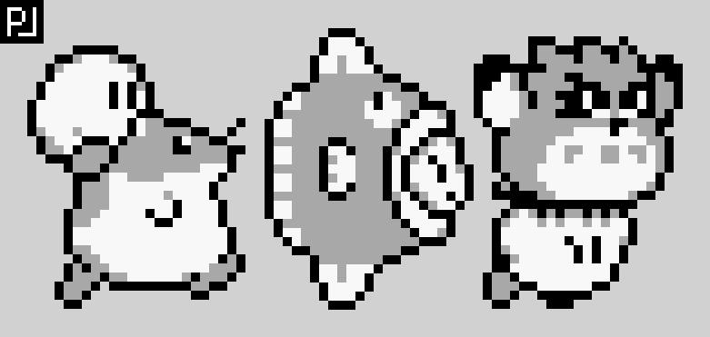 Kirby's Dream Land 2 by PIXELara