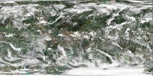 Planet texture + Cloud by Qzma