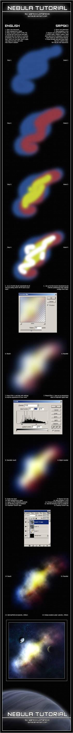 Nebula Tutorial by Qzma