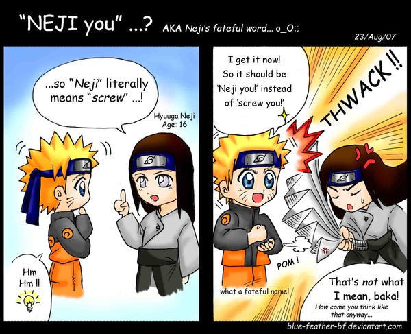 Neji you...??? by Blue-Feather-BF