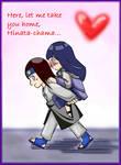 For Shel-chan: NejiHina