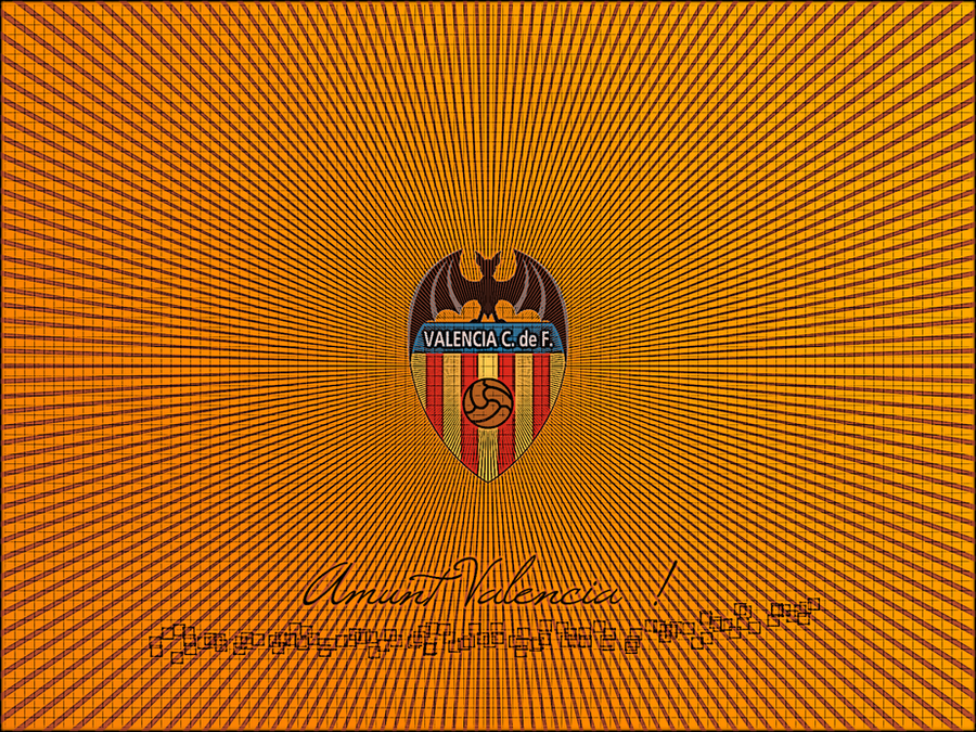Group Of Valencia Cf Wallpapers