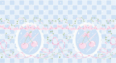 Charming Cherry -lolta print