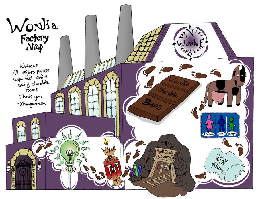 Willy Wonka And The Chocolate Factory Lyrics