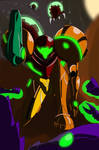 Metroid samus powersuit