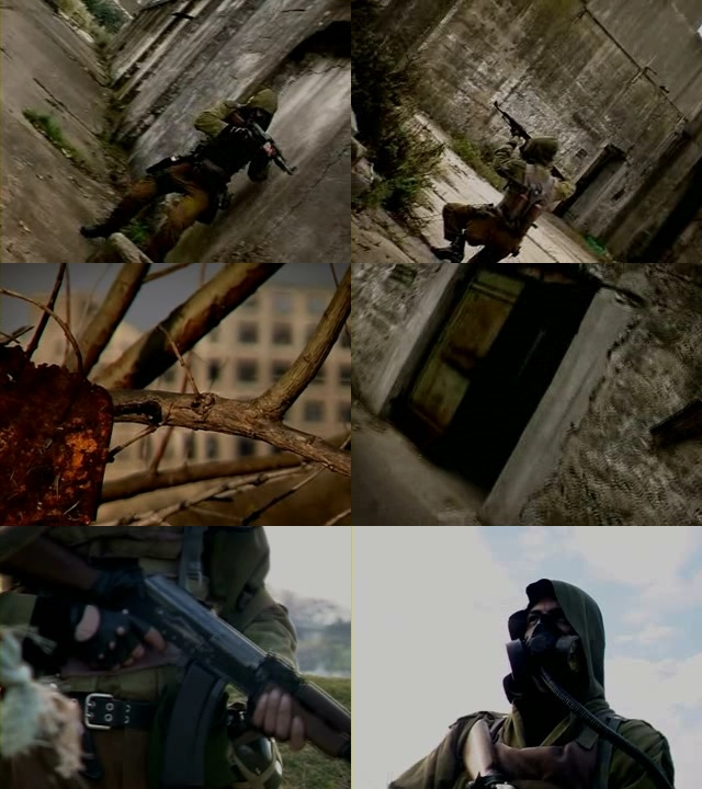 STALKER MW - Pre-Trailer caps by GZBunK3r