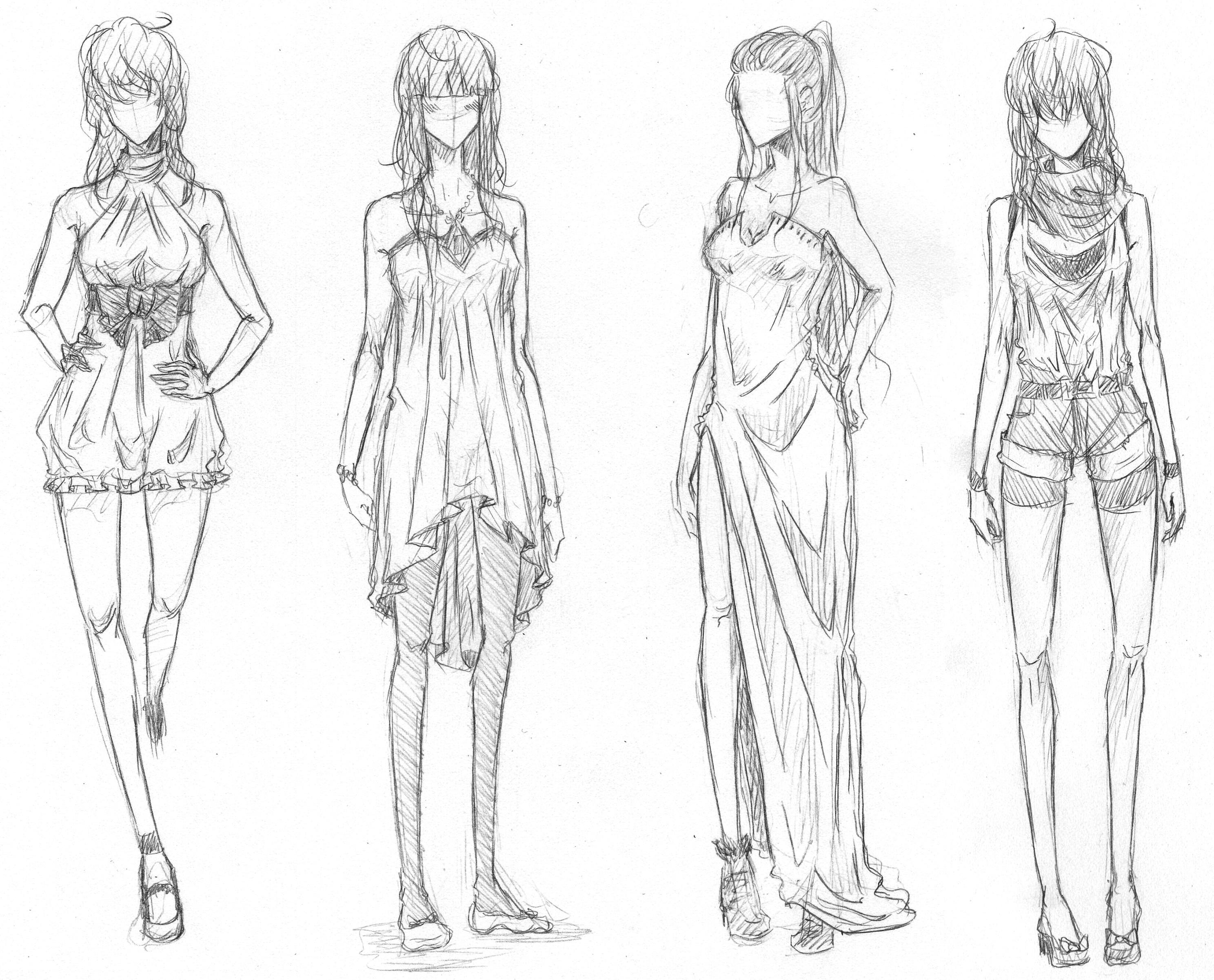 Fashion shiet by Gamesoul
