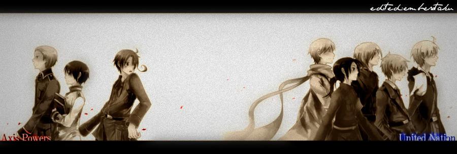 Hetalia:Into the WAR by emberotaku