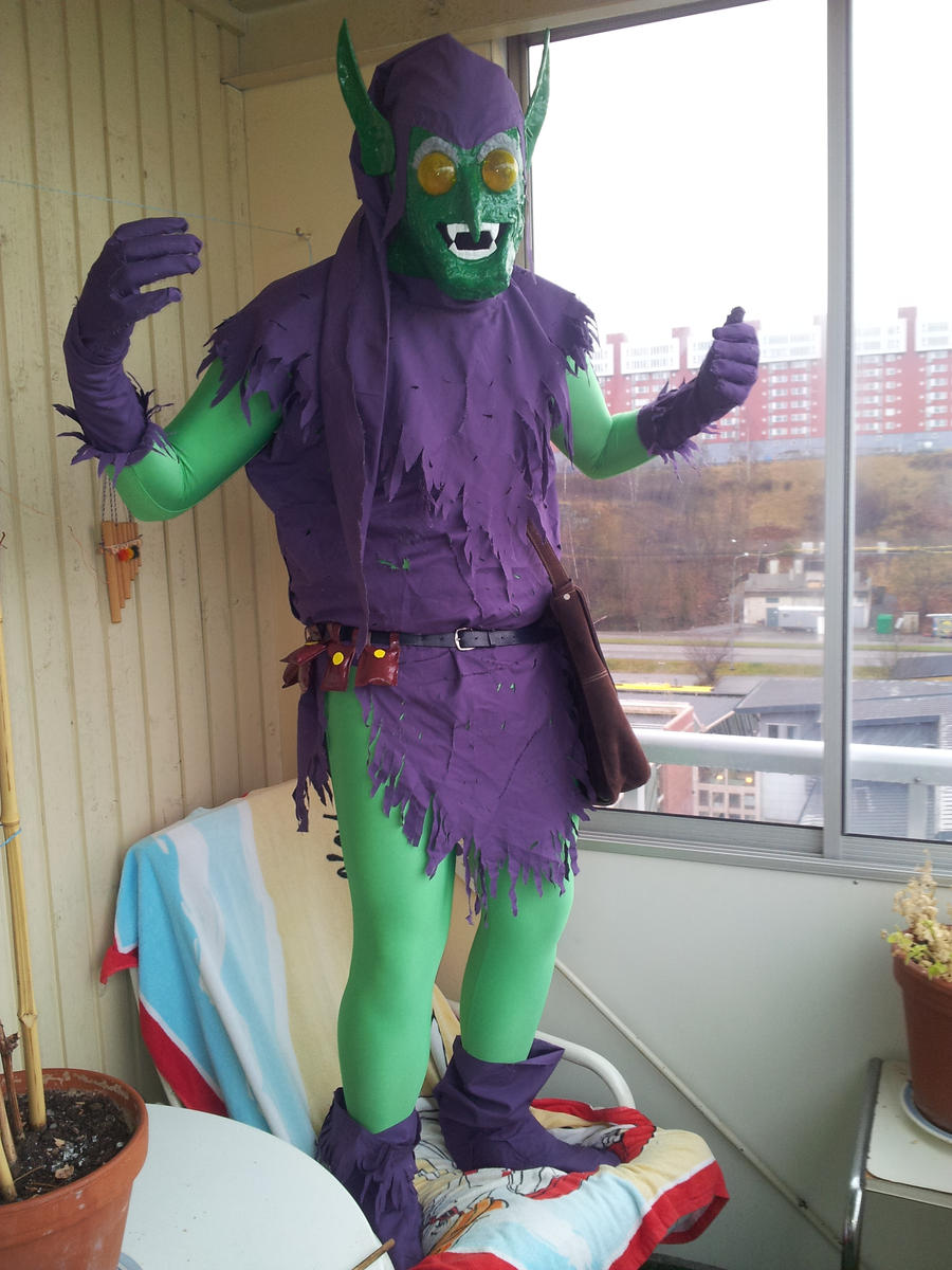 green goblin cosplay costume by currythecat on deviantart