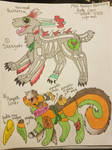 Mini Spoopy Burricon Auction by Burricon-wolflord