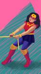 Reimagined Wonder Woman